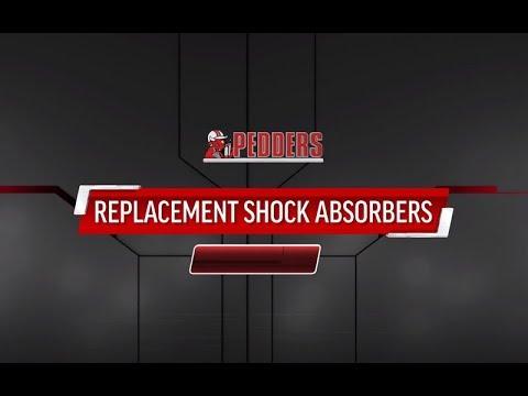 Shock Absorbers Australia | Pedders Suspensions & Brakes