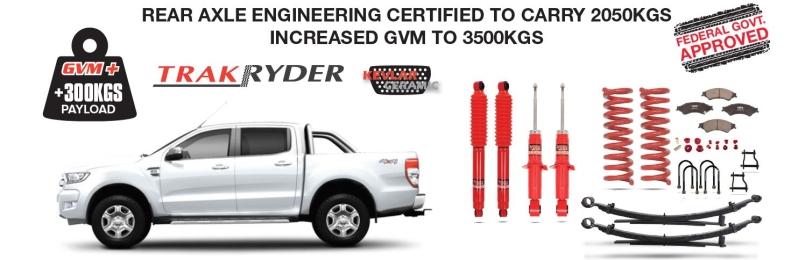 Ford Ranger - GVM upgrade kit