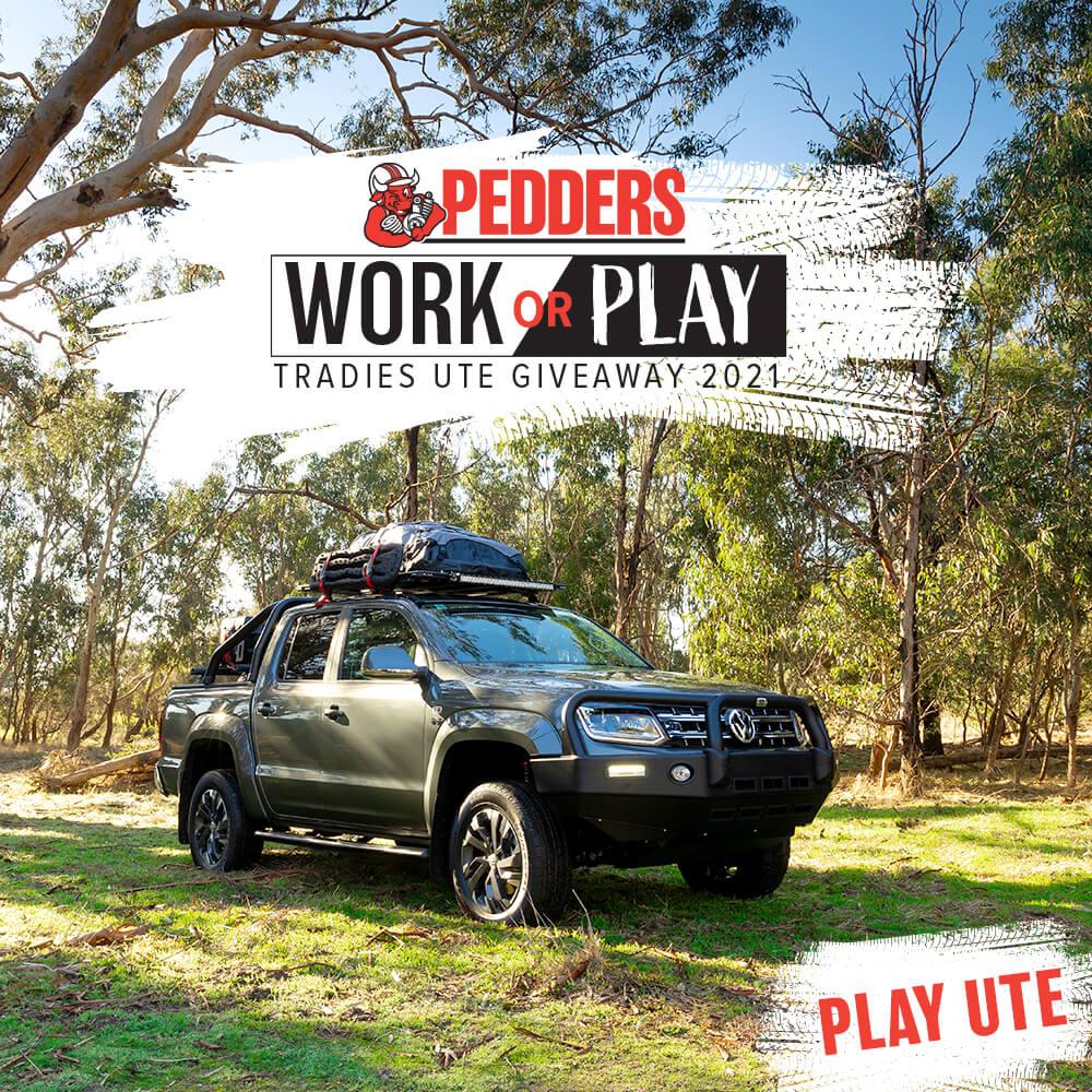 Trade Promo Social - Work Ute